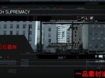 科幻电影片头动画AE模板,VideoHive High Tech Supremacy 316279