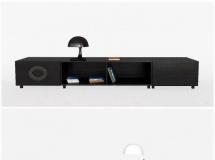 3D条柜模型 现代简约电视柜3D模型