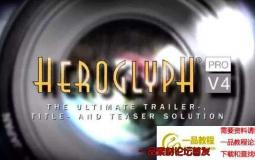视频字幕制作软件 ProDAD Heroglyph 4.0.280.1 Win破解版