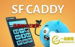 MG卡通人物肢体部位管理替换动画脚本 Aescripts SF Caddy v1.1 + 使用教程