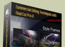 《Final Cut Pro X商业广告剪辑教程》中文字幕教程