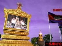 柬埔寨风光高清实拍视频素材1080P