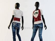 3D服装模型   时尚女装店铺模特3Dmax模型下载