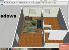 SketchUp室内布局设计教程 Udemy SketchUp BootCamp Creating Interiors with Sket