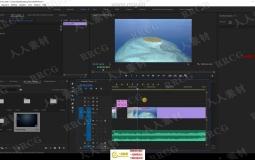Premiere Pro CC 2020视频编辑新手基础入门视频教程
