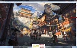 饺子画师古代动漫科幻概念场景数字绘画教学视频教程