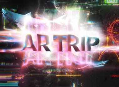 C4D实拍视频三维元素特效合成教程 Motion Design School - AR Trip