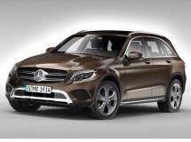 CGTrader 3D MODELS Mercedes Benz GLC Class 2016
