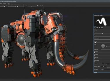 次世代游戏贴图绘制软件 Substance Painter 2021 v7.1.0.804 Win/Mac 中文版/英文版/破 ...