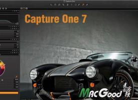 Capture One Pro 7.1.3 Mac 数码图片处理简体中文版【破解版】苹果专用