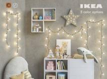 3D儿童房模型下载 IKEA modular furniture, accessories, decor and toys set 6