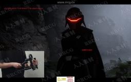 Unreal Engine影视级虚拟预演动画技术训练视频教程