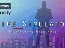 Create a Fun Life Simulator Game using playMaker and U ...