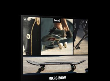 滑轮滑板无损音效 Skate