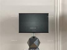 3D台灯模型  下载时尚台灯3D模型