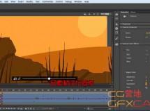 Animate CC 2017新功能介绍教程 Lynda – Adobe Animate CC 2017:New Features