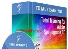 《SpeedGrade CC色彩校正完整训练视频教程》英语版|Total Training