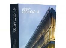 ArchiCAD三维建筑设计软件V18.6000版 GraphiSoft ArchiCAD 18 Build 6000 Win64