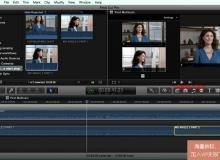 Final Cut Pro X声音同步技术训练视频教程 Final Cut Pro  ...
